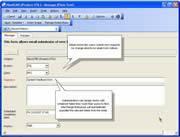 Change Management Outlook email Integration