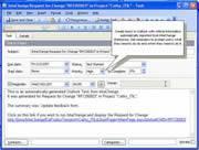 Change Management Outlook Task Integration